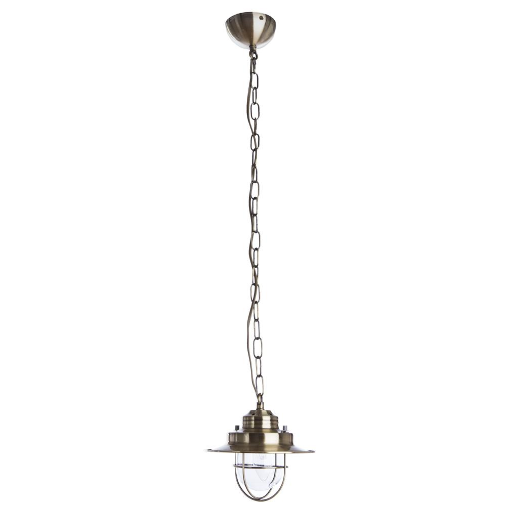 Светильник Arte Lamp LANTERNA A4579SP-1AB светильник arte lamp lanterna a4579sp 1ab