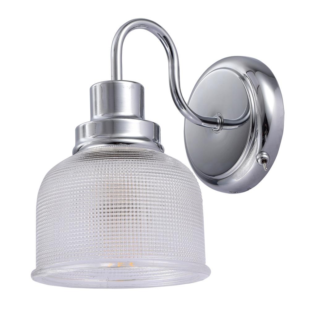 Фото - Бра Arte Lamp RICARDO A9186AP-1CC бра arte lamp ricardo a9186ap 1cc