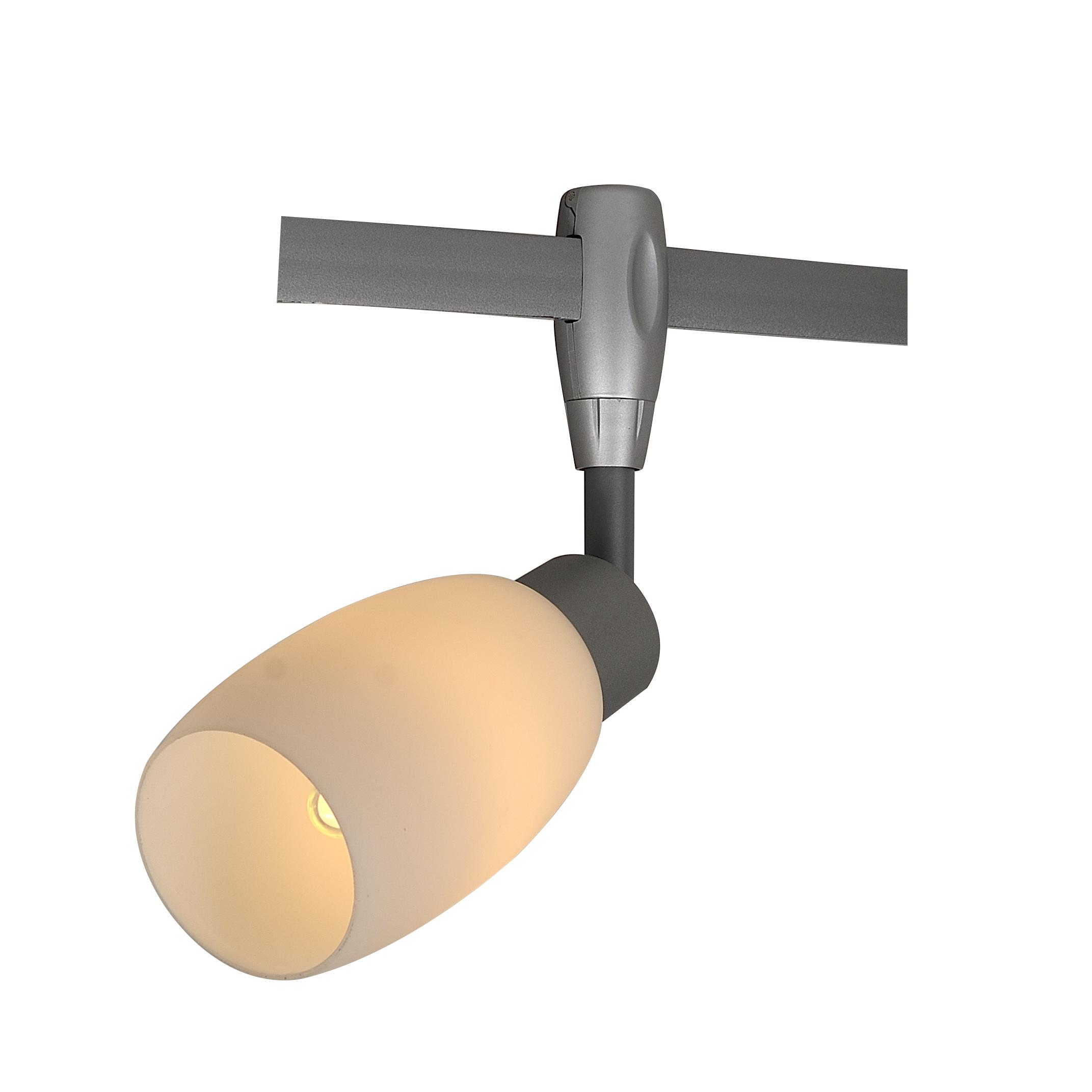 Трековый светильник Arte Lamp RAILS HEADS A3059PL-1SI
