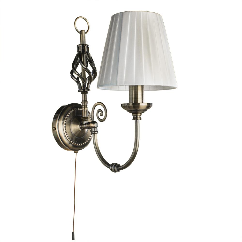 Бра Arte Lamp ZANZIBAR A8390AP-1AB бра arte lamp zanzibar a8390ap 1ab