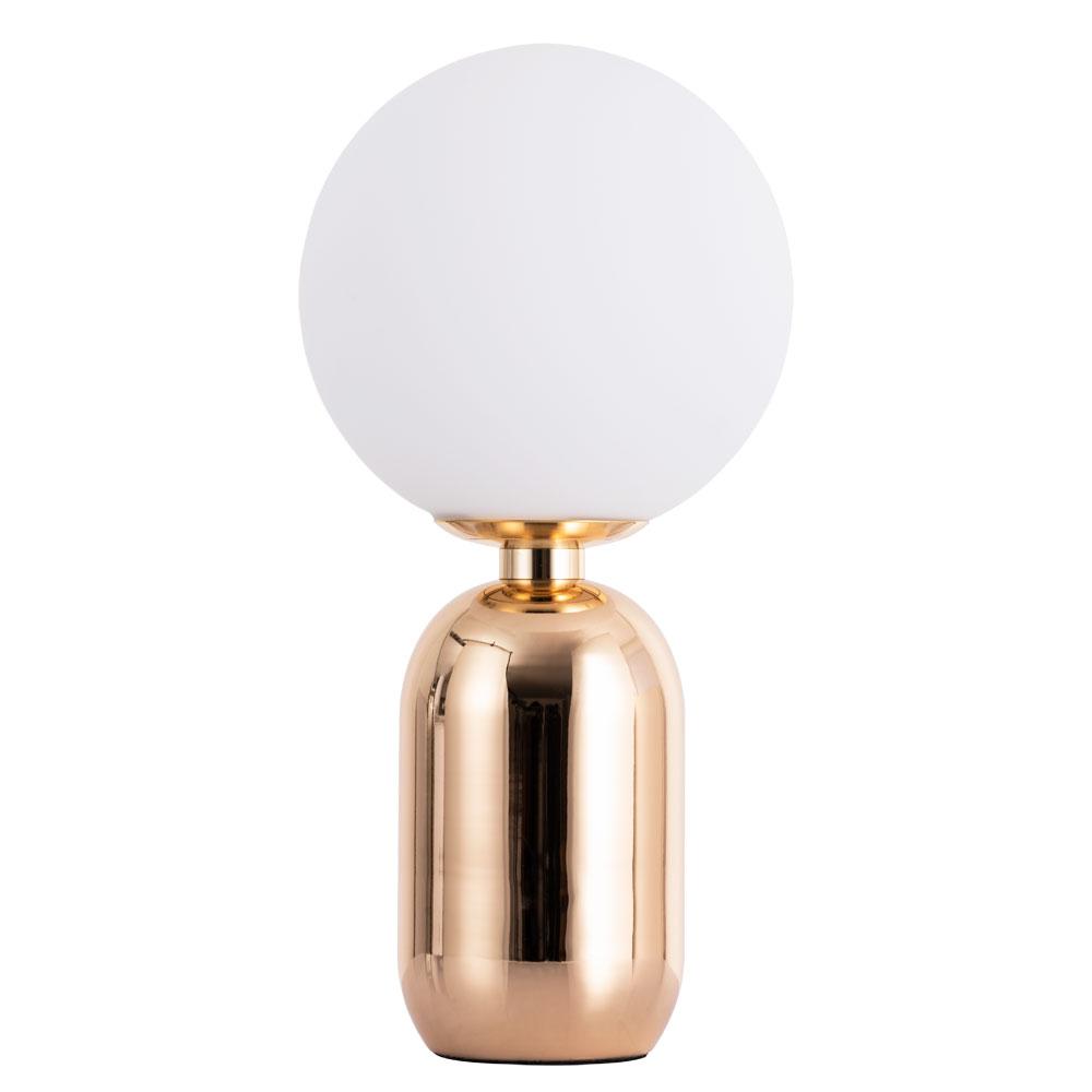Настольная лампа Arte Lamp BOLLA-SOLA A3033LT-1GO лампа настольная из дерева и металла tinus