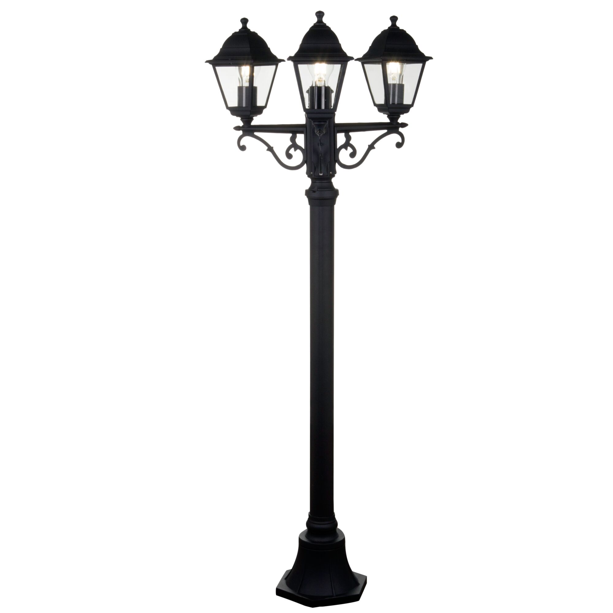 Уличный светильник Maytoni ABBEY ROAD O003FL-03B