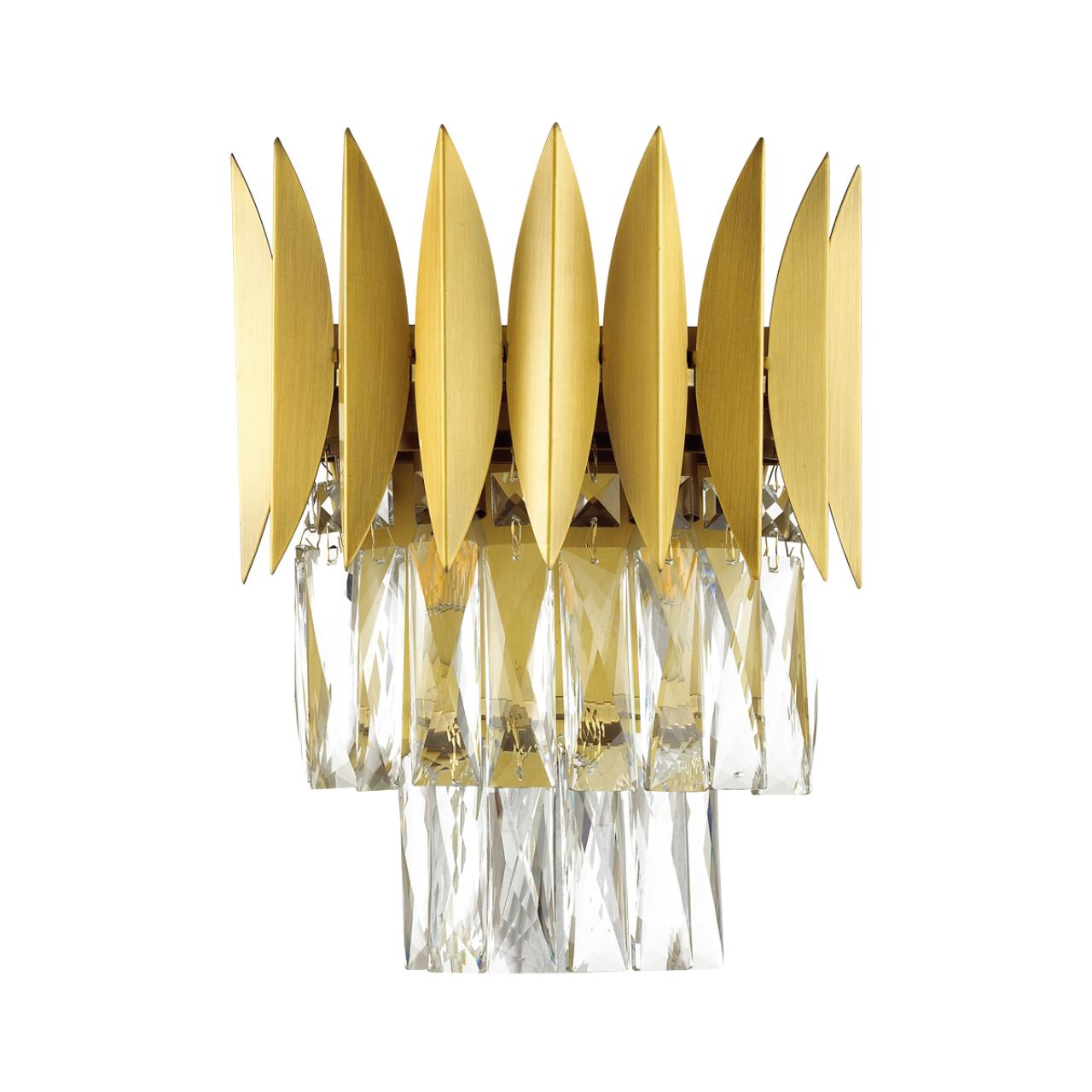 Бра Odeon Light VALETTA 4124/2W настенный светильник odeon light valetta 4124 2w 80 вт