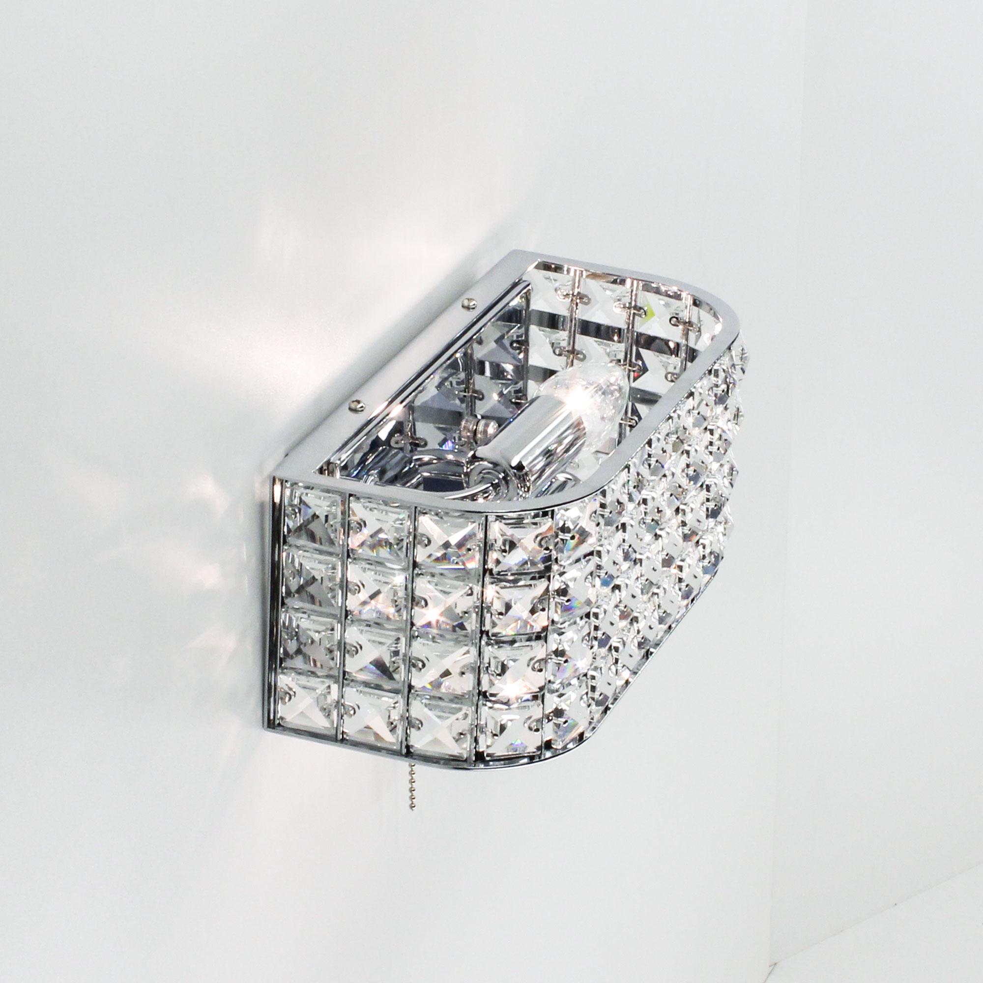 Светильник Citilux ПОРТАЛ ХРОМ CL324401