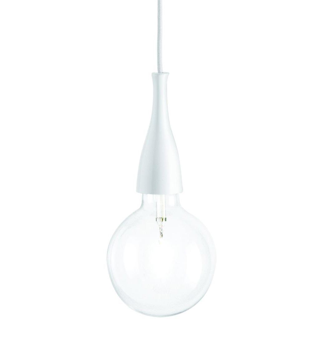 Светильник Ideal Lux MINIMAL SP1 BIANCO