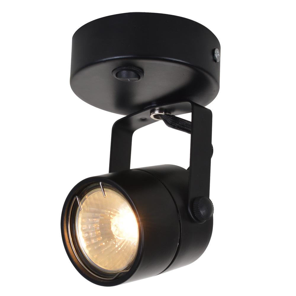 Спот Arte Lamp LENTE A1310AP-1BK недорого